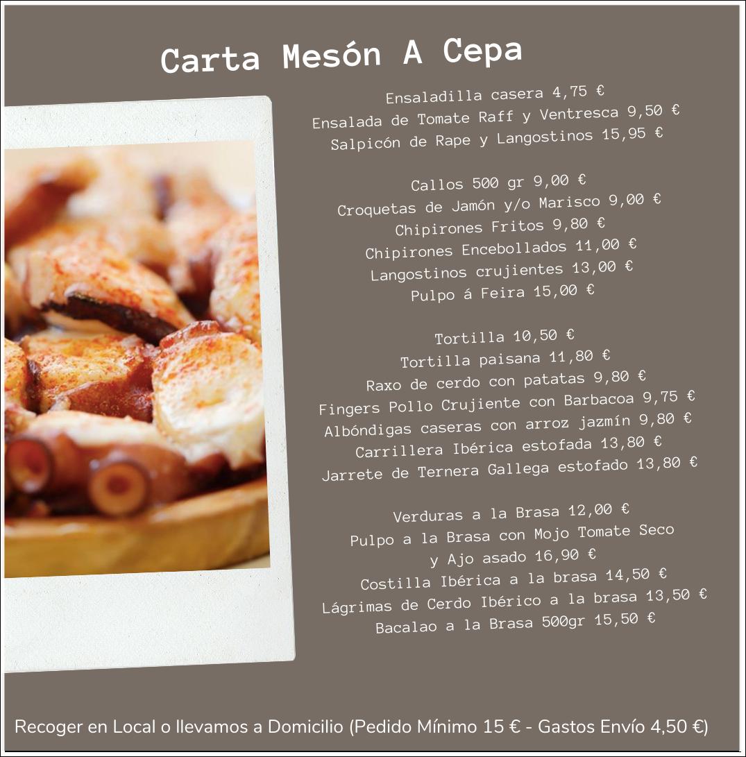 CARTA MESON A CEPA